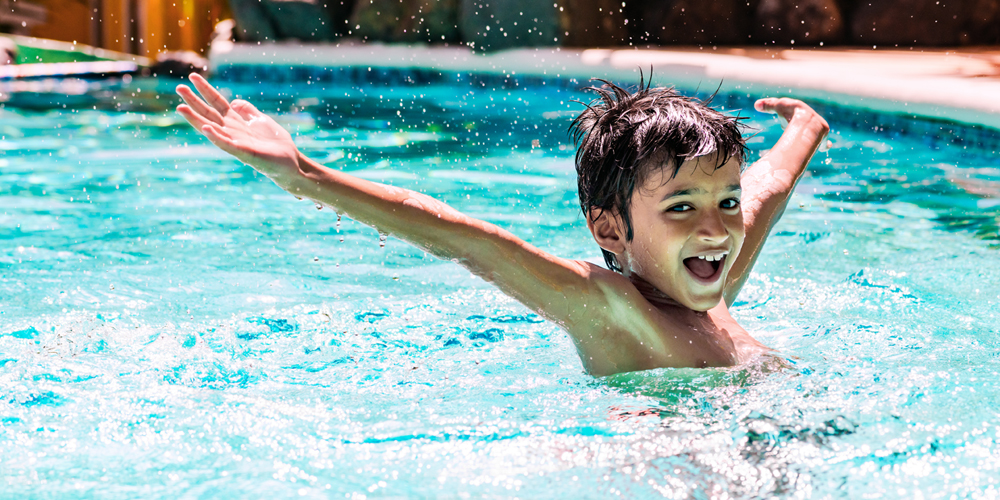 Home omega pool and spa chemicals for Putting shock in pool